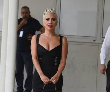 Lady Gaga na festiwalu w Wenecji