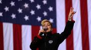 Lady Gaga na wiecu Hillary Clinton w stroju nazisty czy Michaela Jacksona?