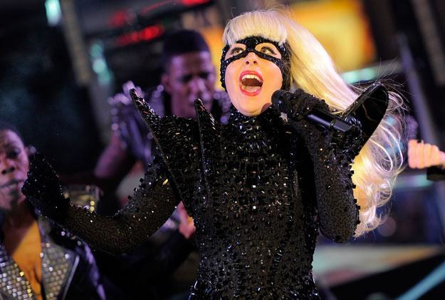 Lady Gaga najpopularniejsza na Twitterze fot. Jemal Countess /Getty Images/Flash Press Media