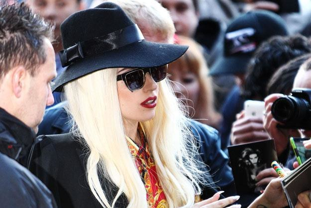 Lady Gaga nie oszczędza na ubraniach fot. Graham Denholm /Getty Images/Flash Press Media