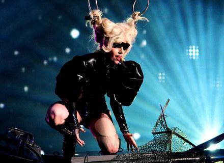 Lady GaGa nie przestaje zaskakiwać /Agencja FORUM