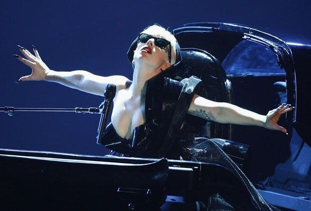 "Lady Gaga: ""Pretensjonalna? Ja?"" fot. Andreas Rentz /Getty Images/Flash Press Media"