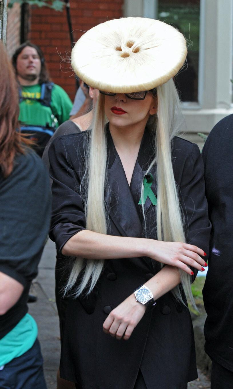 Lady Gaga w 2009 roku /SplashNews.com /East News