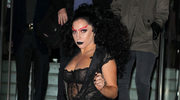 Lady Gaga w kreacji jak z filmu grozy
