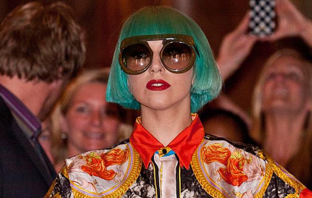 Lady Gaga w Rzymie  /Splashnews