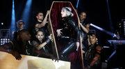 Lady Gaga w trumnie