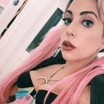 Lady Gaga wyeksponowała wdzięki w skąpym stroju