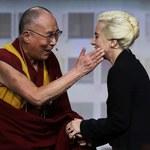 Lady Gaga zakazana w Chinach. Przez Dalajlamę