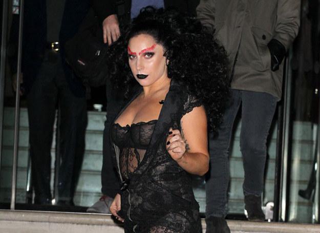 Lady Gaga /Beretta/Sims/REX /East News