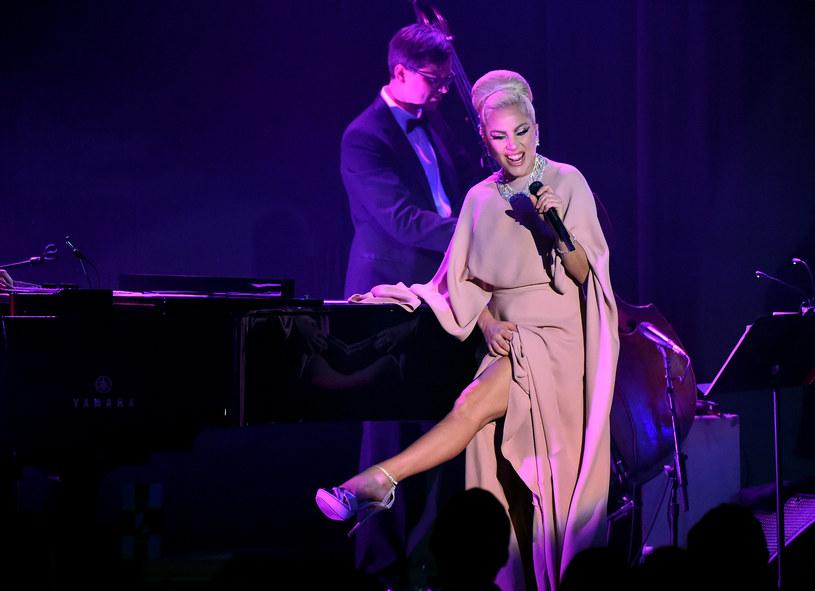 Lady Gaga /Jason Merritt /Getty Images