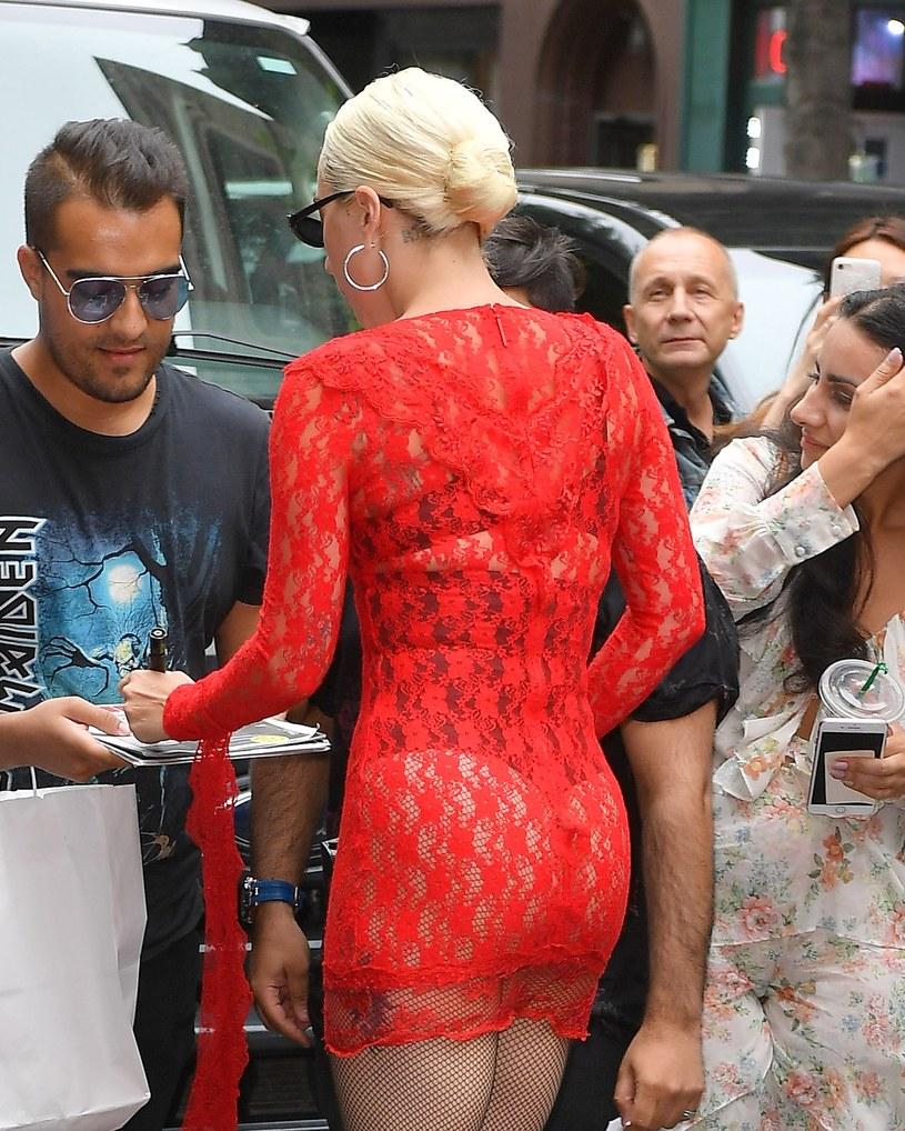 Lady Gaga /Splash News /East News
