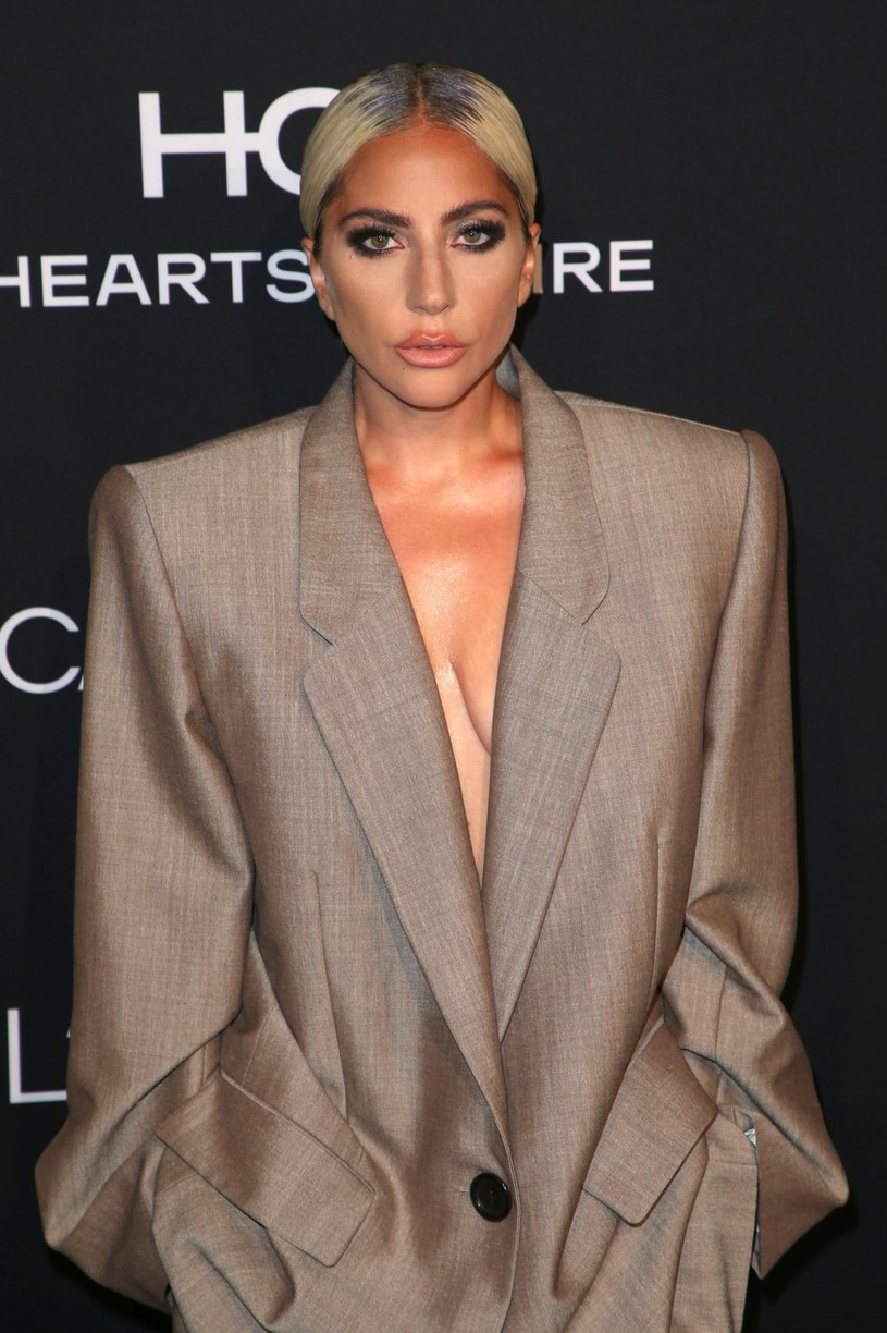 Lady Gaga /Rex Features /East News