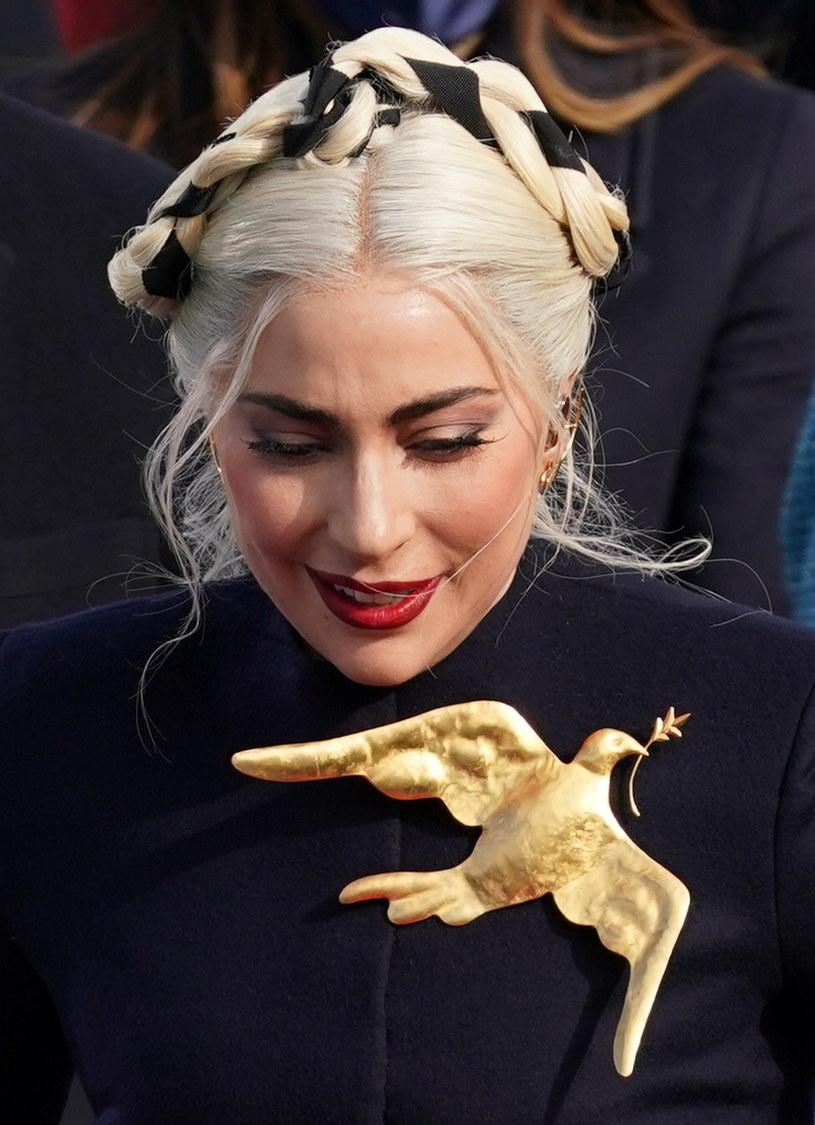 Lady Gaga /Kevin Lamarque /Agencja FORUM