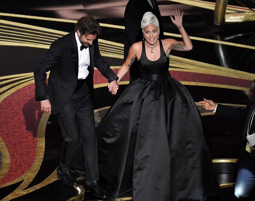 Lady Gagę i Bradleya Coopera podejrzewano o romans /East News