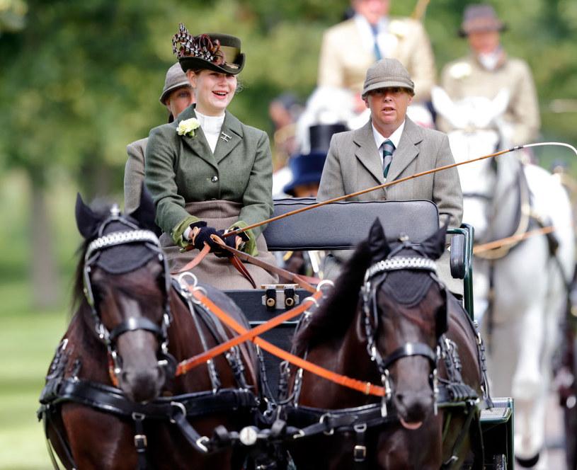 Lady Ludwika Windsor /Getty Images