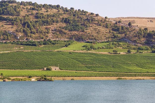Lago Arancio - zbiornik retencyjny w zachodniej Sycylii /©123RF/PICSEL