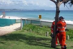 Łagodne oblicze tsunami