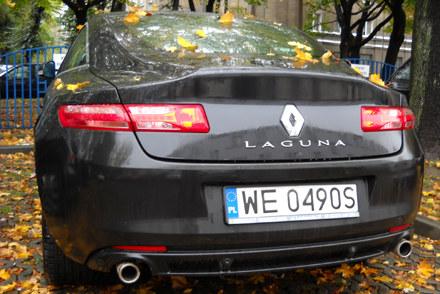 Laguna coupe /INTERIA.PL