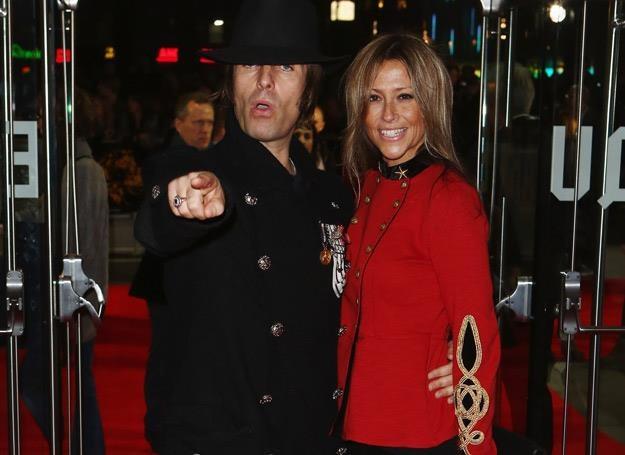 Laim Gallagher i Nicole Appleton jeszcze razem (zdjęcie z 2012 roku) - fot. Tim Whitby /Getty Images
