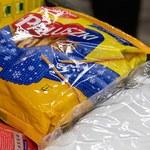 Lajkonik wycofuje partie produktów z sezamem, m.in. paluszki