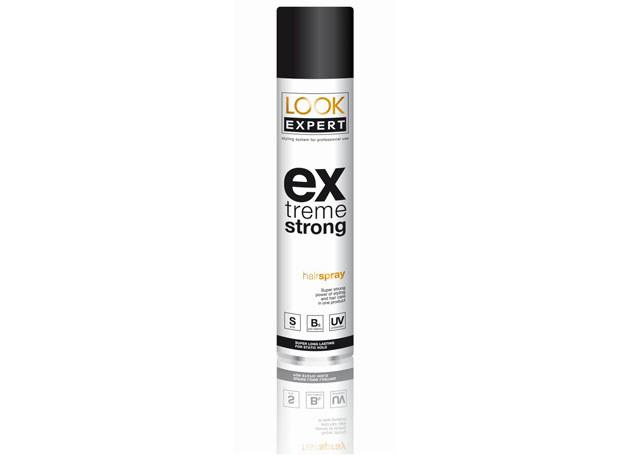 Lakier do włosów LOOK EXPERT Extreme Strong /materiały prasowe