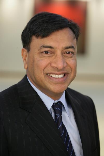 Lakshmi Mittal, szef koncernu ArcelorMittal /Informacja prasowa