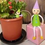 """Lalka, która przetłumaczy """"mowę"""" roślin"""