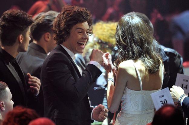 Łamacz dziewczęcych serc Harry Styles - fot. Matt Kent /Getty Images/Flash Press Media