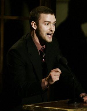 Łamacz kobiecych serc - Justin Timberlake /AFP