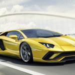 Lamborghini  Aventador po liftingu