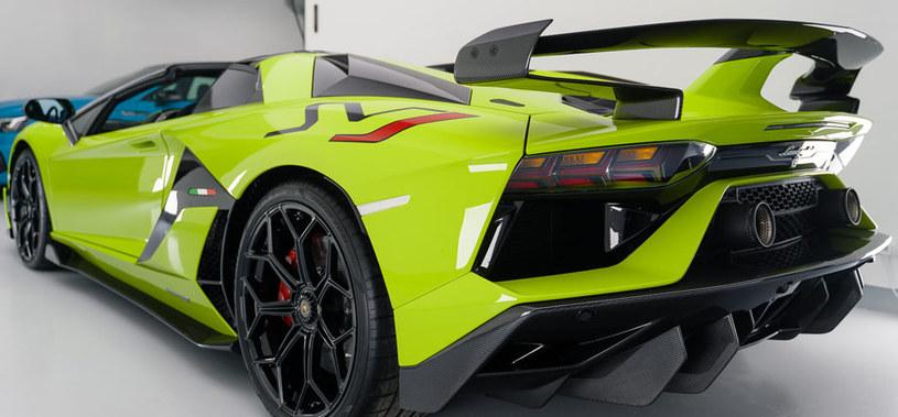 Lamborghini Aventador Superveloce Jota /