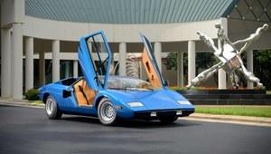 Lamborghini Countach za 1,21 mln dolarów