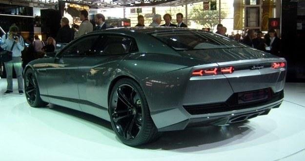 Lamborghini estoque /INTERIA.PL