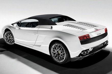 Lamborghini gallardo LP56-4 spyder /