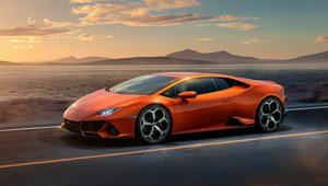 Lamborghini Huracan Evo - co zmieniła modernizacja?
