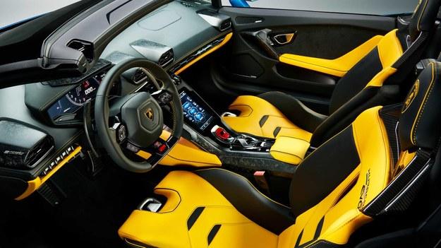 Lamborghini Huracan Evo RWD Spider /