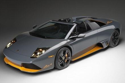 Lamborghini LP650-4 roadster /