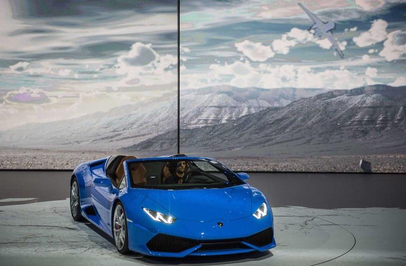 Lamborghini, model Huracan /AFP