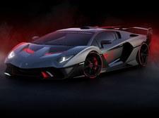 Lamborghini  SC18 na zdjęciach