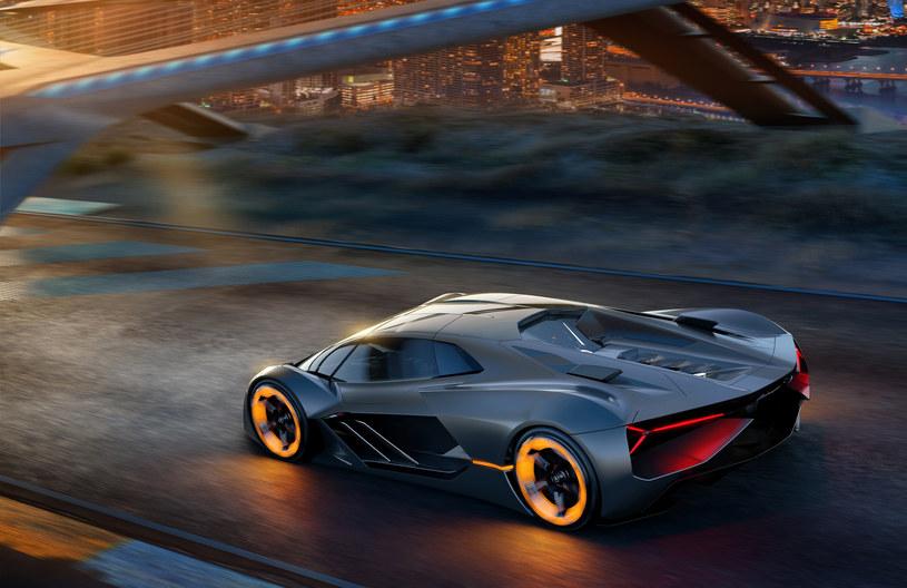 Lamborghini Terzo Millennio /
