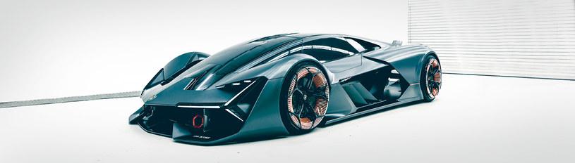 Lamborghini Terzo Millennio /INTERIA.PL