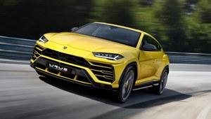 Lamborghini Urus nareszcie zaprezentowane
