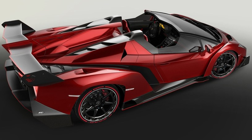 Lamborghini Veneno Roadster /