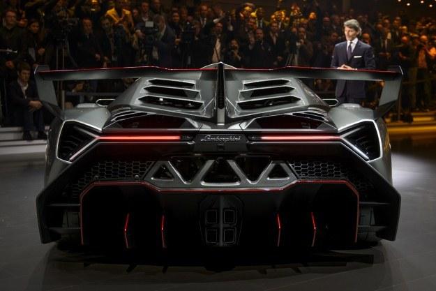 Lamborghini Veneno /AFP