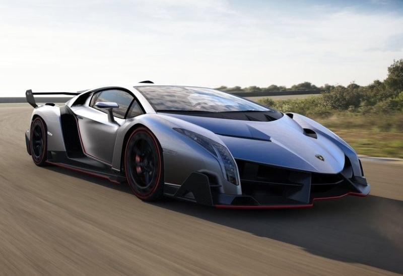 Lamborghini Veneno /