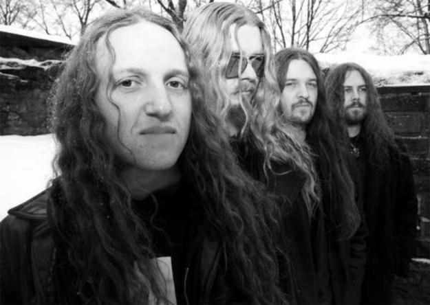 Lamented Souls przećwiczyli kilka utworów /Oficjalna strona zespołu