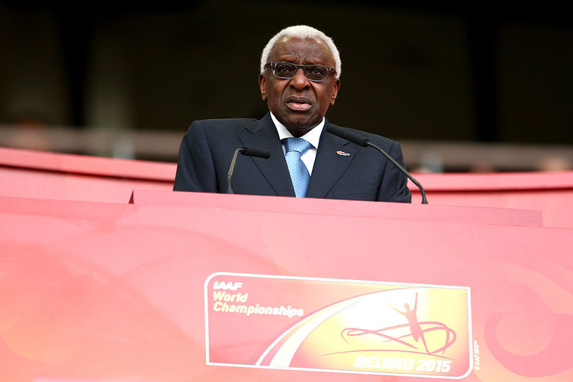 Lamine Diack /Getty Images