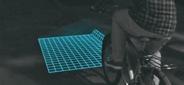 Lampa Lumigrids powinna stać się wyposażeniem każdego rowerzysty /materiały prasowe