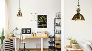 Lampy dla miłośników loftowych wnętrz