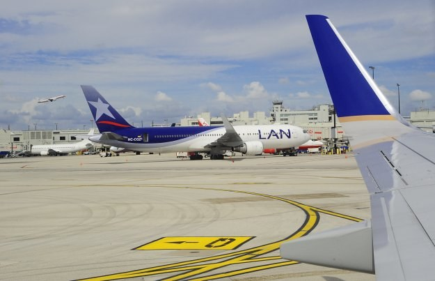 Lan Airlines SA przejmą brazylijskiego konkurenta Tam SA z Sao Paulo /AFP